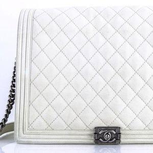 Chanel Extra Large Leboy
